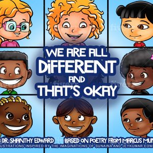 We Are All Different and Thats Okay Book Cover